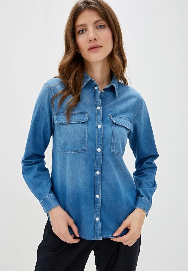 купить Рубашка джинсовая Pepe Jeans Pepe Jeans PE299EWGMFC1 по цене 5999 рублей