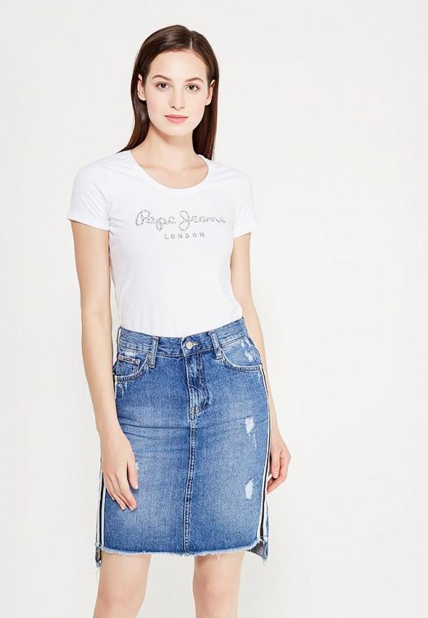 цена на Футболка Pepe Jeans Pepe Jeans PE299EWTZV79
