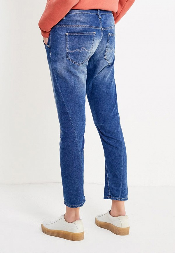 Фото 3 - женские джинсы Pepe Jeans синего цвета