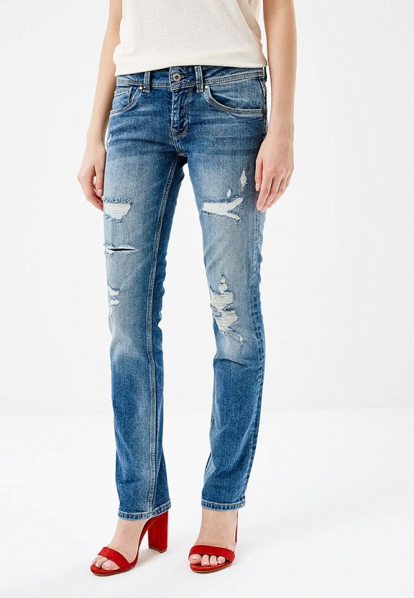 Джинсы Pepe Jeans Pepe Jeans PE299EWZFB12 джинсы pepe jeans pepe jeans pe299ewbntv0
