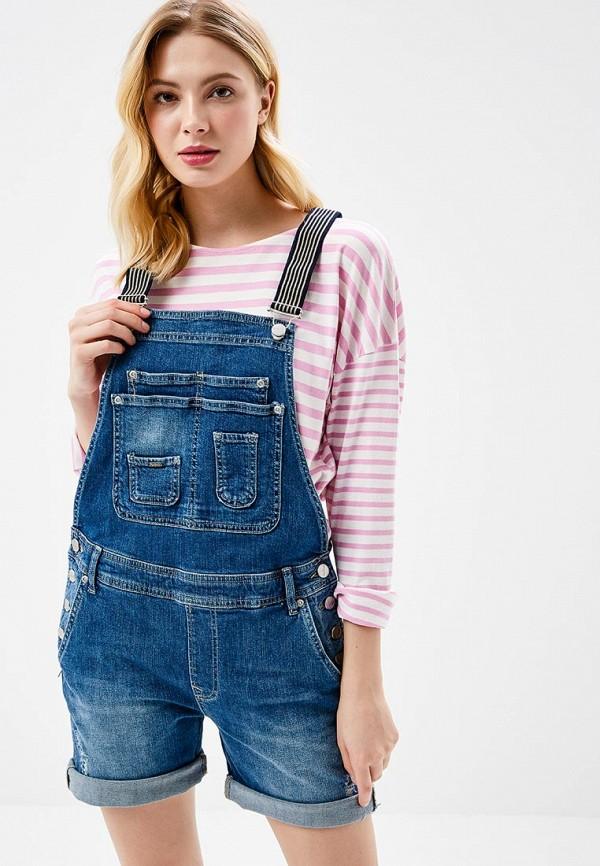 Комбинезон Pepe Jeans Pepe Jeans PE299EWZGW85 комбинезон pepe jeans pepe jeans pe299ewtzv26