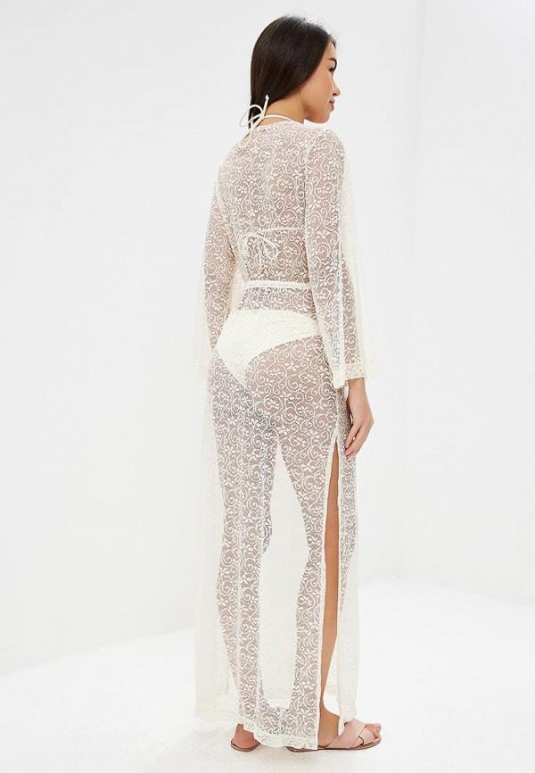 Фото 3 - Платье пляжное Phax белого цвета