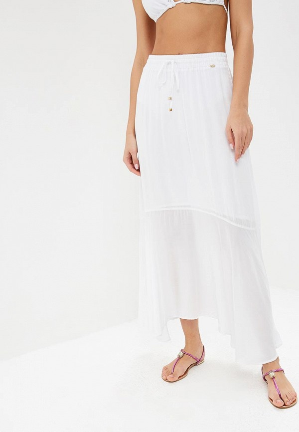 Фото - женскую юбку Phax белого цвета
