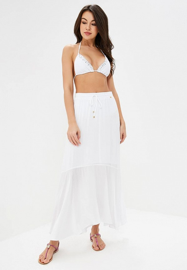 Фото 2 - женскую юбку Phax белого цвета