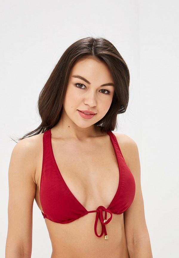 женский лиф phax, бордовый