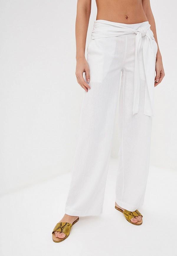 женские повседневные брюки phax, белые