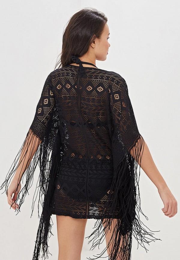 Фото 3 - Платье пляжное Phax черного цвета