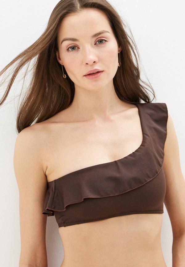 женский лиф phax, коричневый