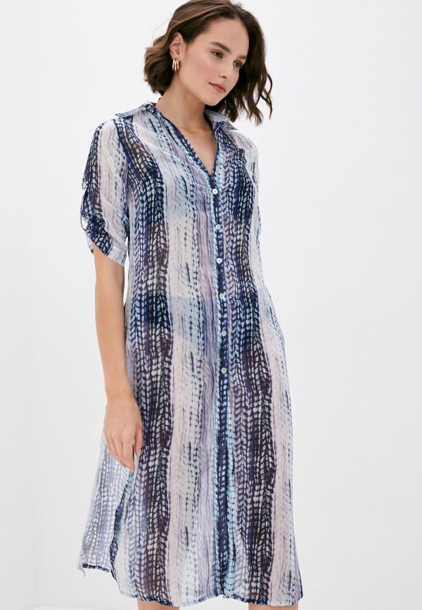 женское платье phax, синее