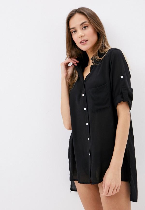 женское платье phax, черное