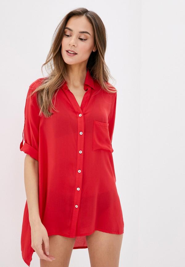 женское платье phax, красное