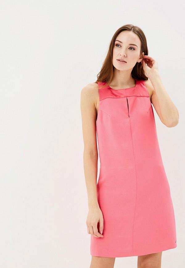 женское повседневные платье phard, розовое