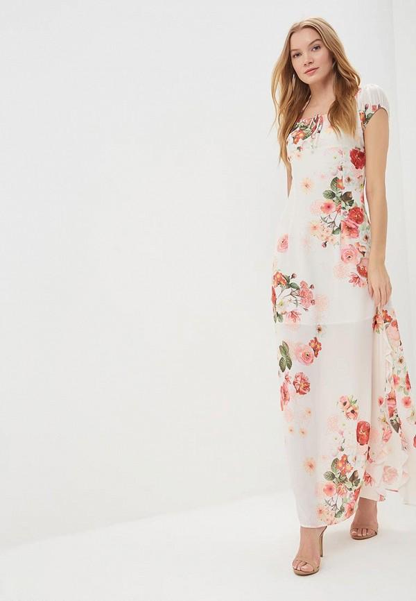 женское повседневные платье phard, белое