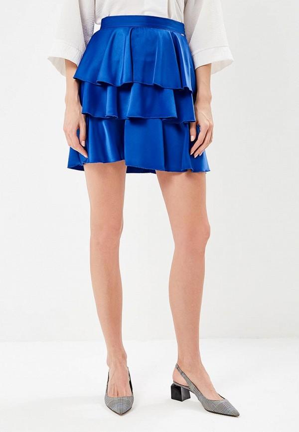 женская юбка phard, синяя