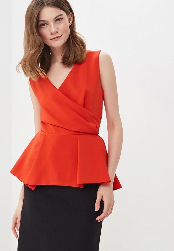 женский топ phard, оранжевый