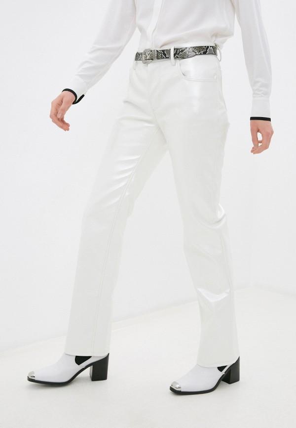 женские брюки philosophy di lorenzo serafini, белые