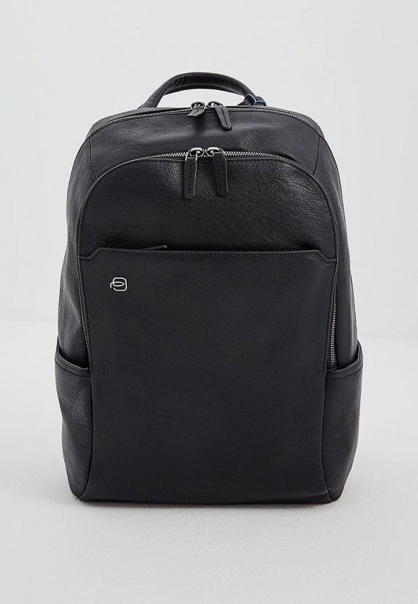 Купить мужской рюкзак Piquadro черного цвета