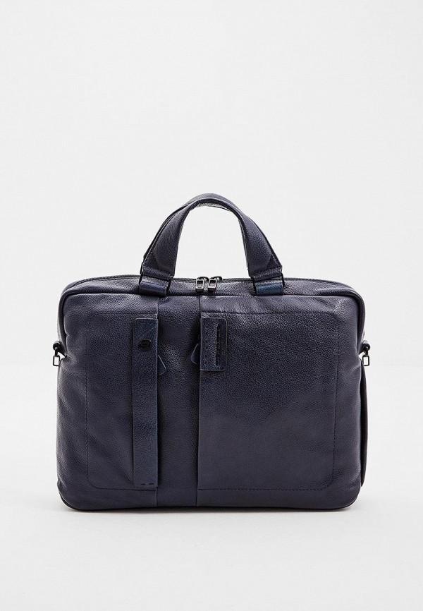 Фото - Сумка Piquadro Piquadro PI016BMDGNK4 сумка мужская piquadro modus цвет синий ca1816mo blu