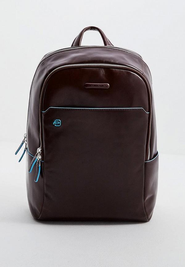 мужской рюкзак piquadro, коричневый