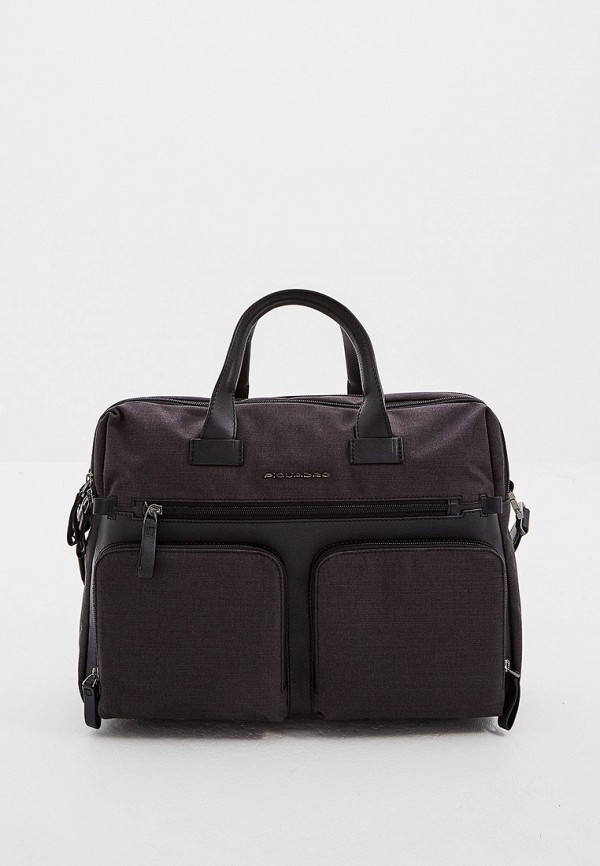 мужская сумка piquadro, черная