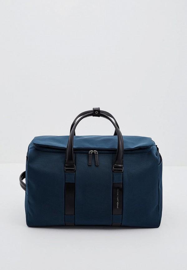 Сумка дорожная Piquadro Piquadro PI016BMMYR36 сумка дорожная piquadro move2 bv3877m2 n черный текстиль