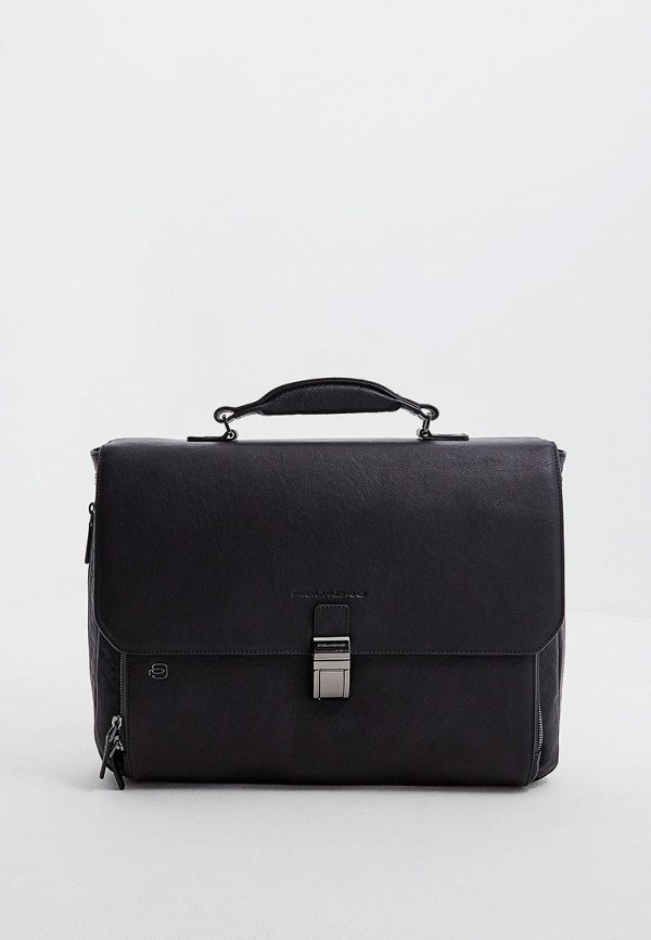 мужской портфель piquadro, синий