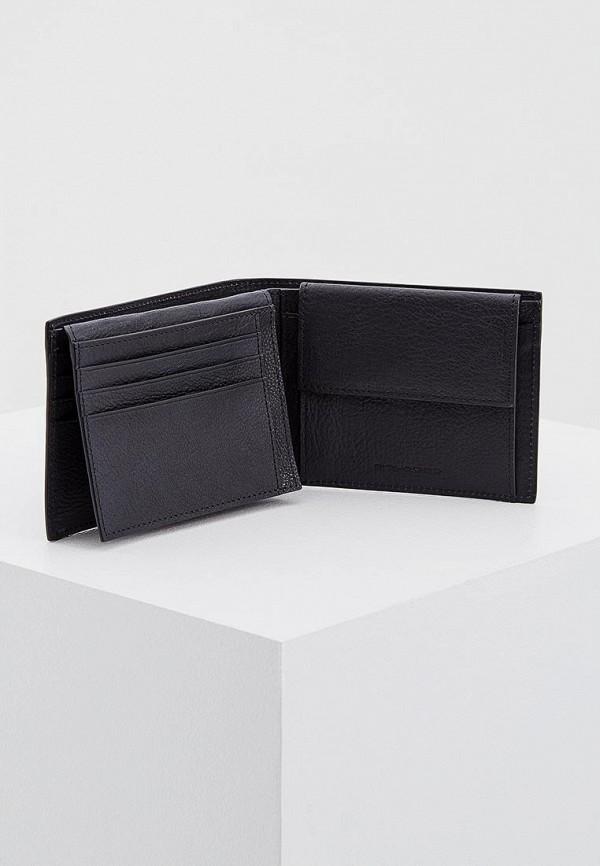 Фото 4 - мужской кошелек или портмоне Piquadro синего цвета