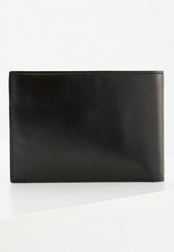 Фото 2 - мужской кошелек или портмоне Piquadro черного цвета