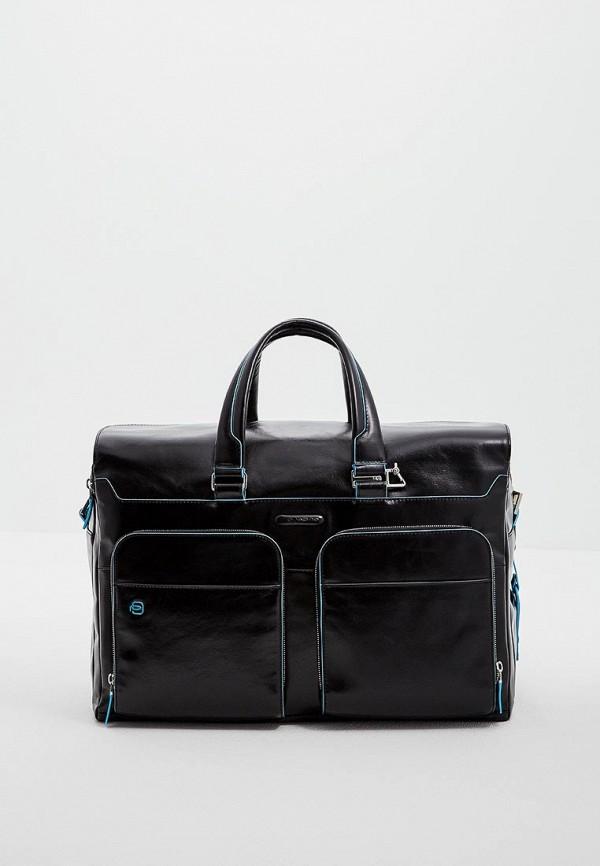 Сумка дорожная Piquadro Piquadro PI016BMZVN46 сумка дорожная piquadro move2 bv3877m2 n черный текстиль