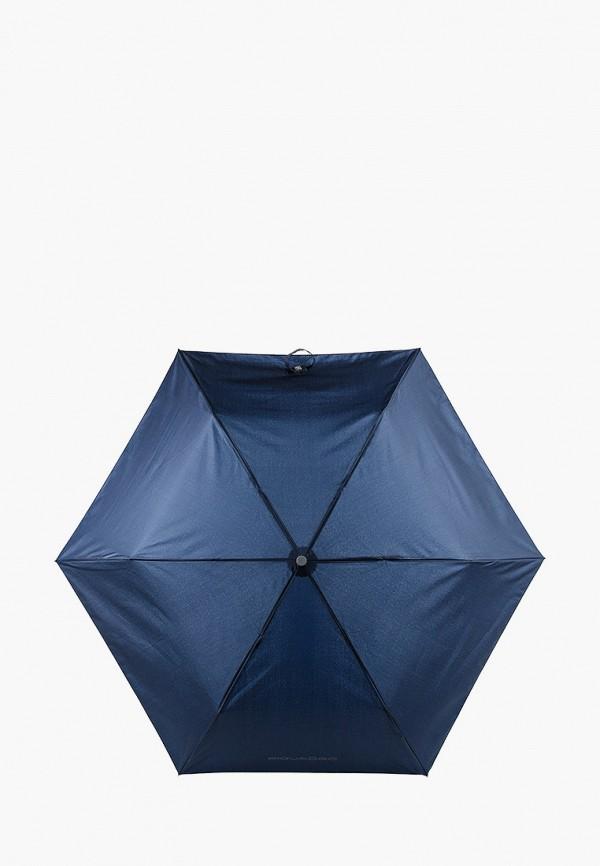 мужской зонт piquadro, синий
