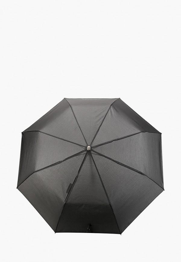 мужской зонт piquadro, черный