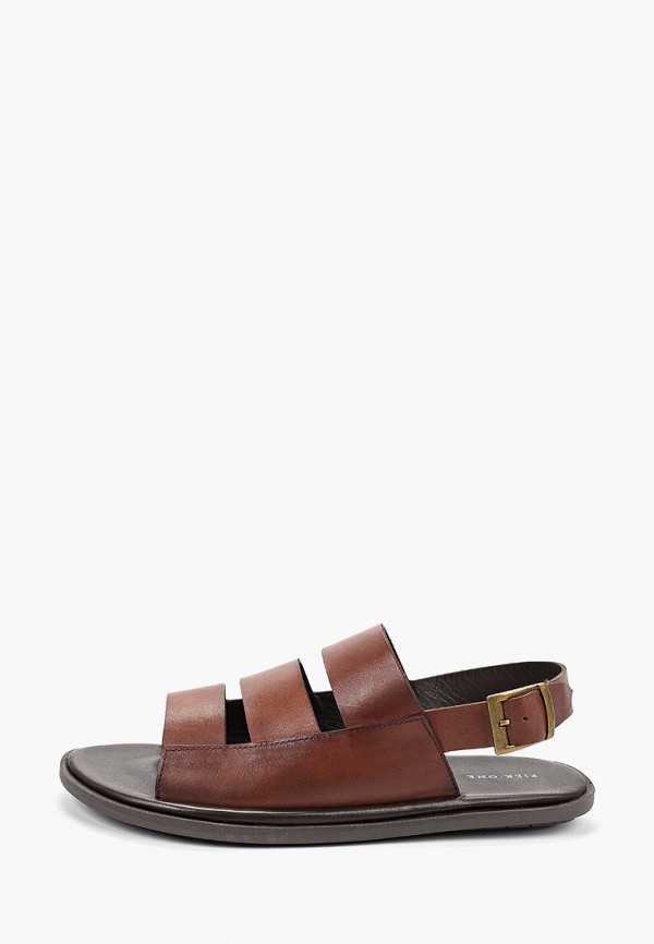 мужские сандалии pier one, коричневые