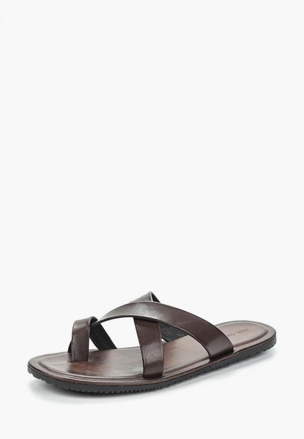 Купить Сандалии Pier One, PI021AMZXL39, коричневый, Весна-лето 2018