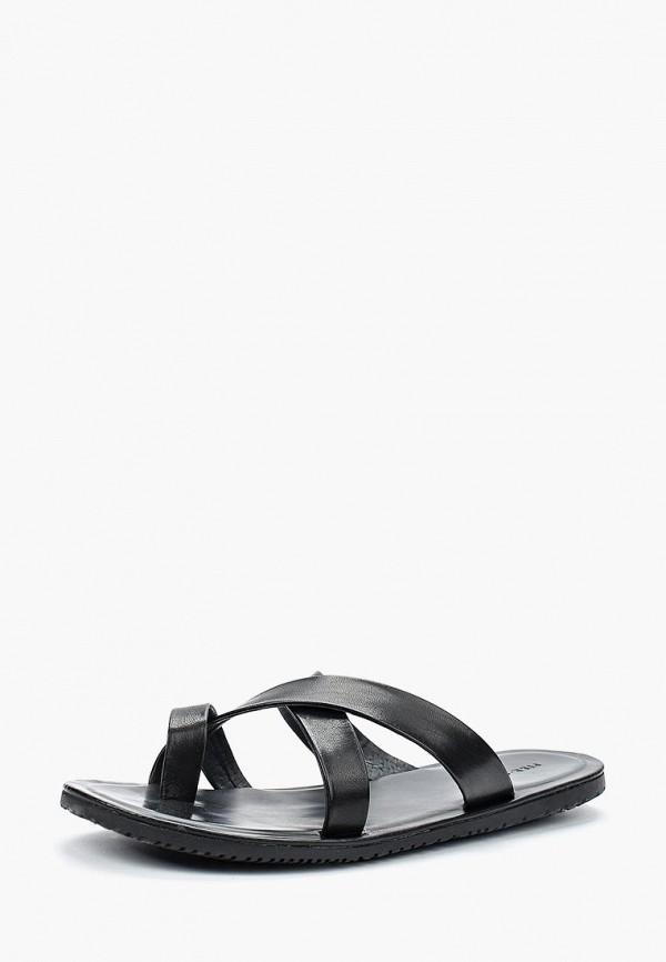 Купить Сандалии Pier One, PI021AMZXL40, черный, Весна-лето 2018