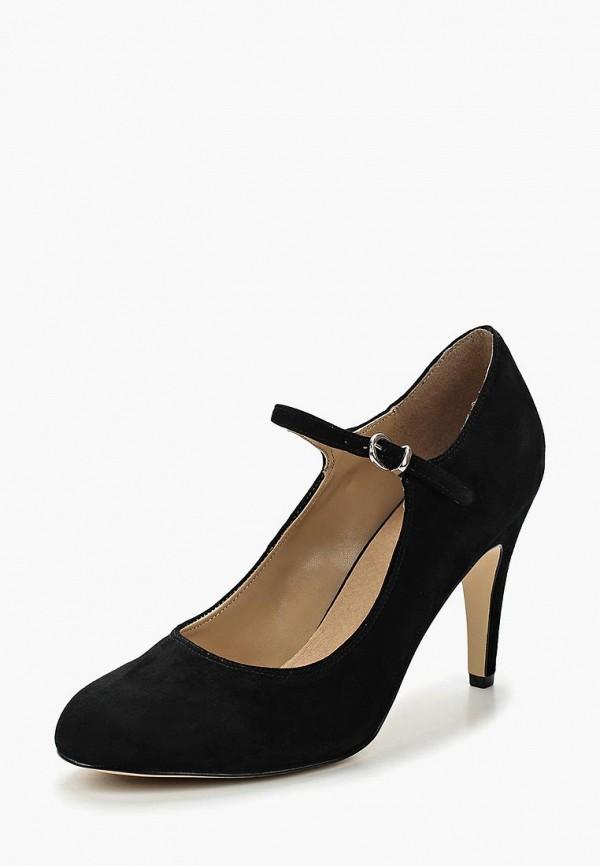 Купить Туфли Pier One, PI021AWAWFS1, черный, Весна-лето 2018
