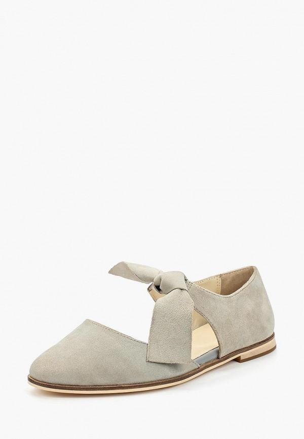 Купить Туфли Pier One, PI021AWZXM08, серый, Весна-лето 2018