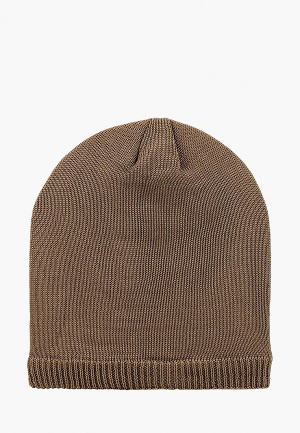мужская шапка piazza italia, коричневая