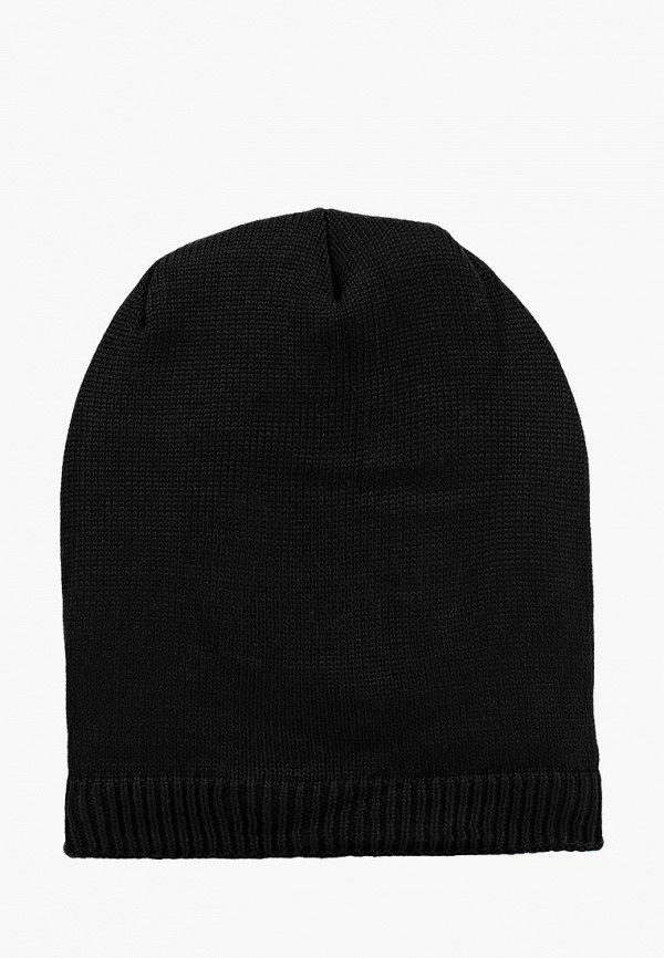 мужская шапка piazza italia, черная