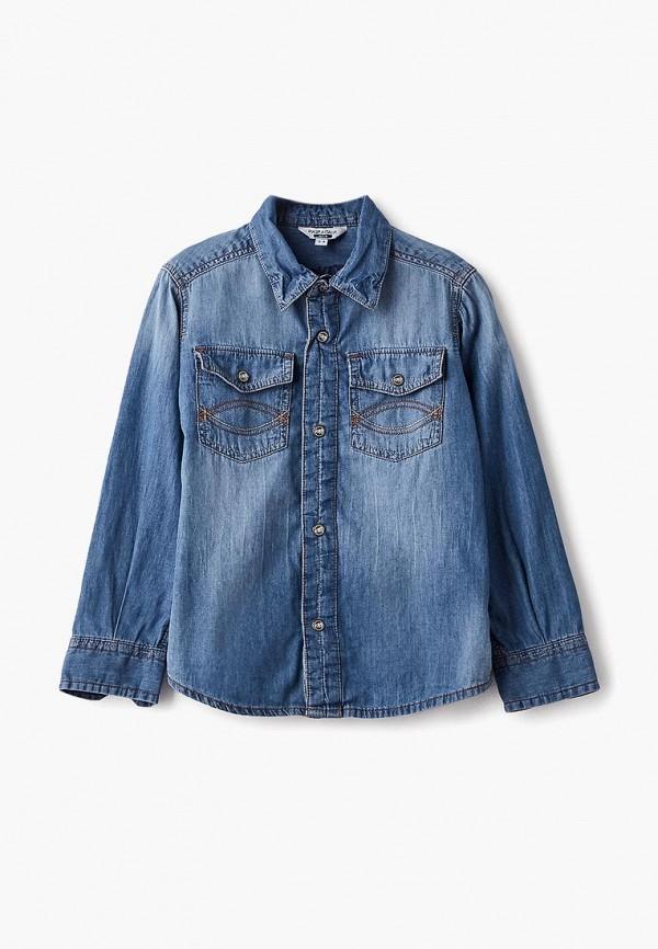 Рубашка для мальчика джинсовая Piazza Italia 95876