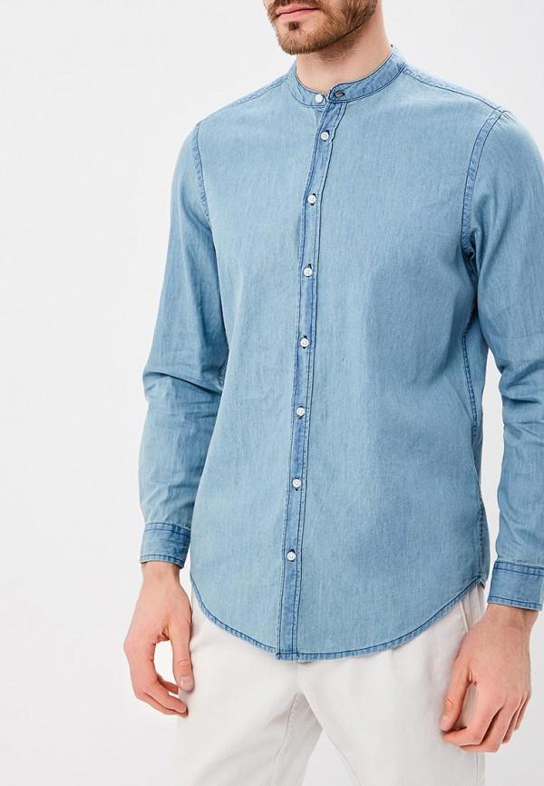 Рубашка джинсовая Piazza Italia Piazza Italia PI022EMAXPW3