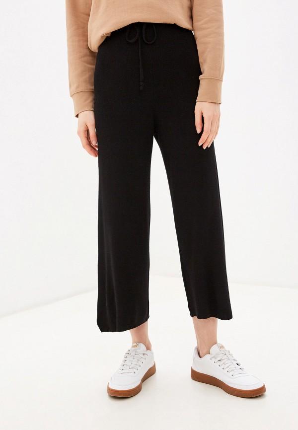 женские брюки piazza italia, черные