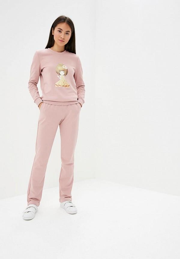 Фото - Костюм спортивный Pink Frost Pink Frost PI023EWCPNE4 women handbags 2018 new fashion summer chain ladies hand bags cartoon girl printed female crossbody pink casual tote k059