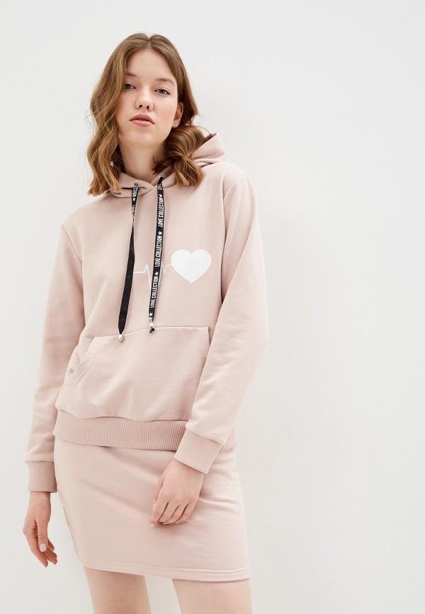 женский костюм pink frost, бежевый