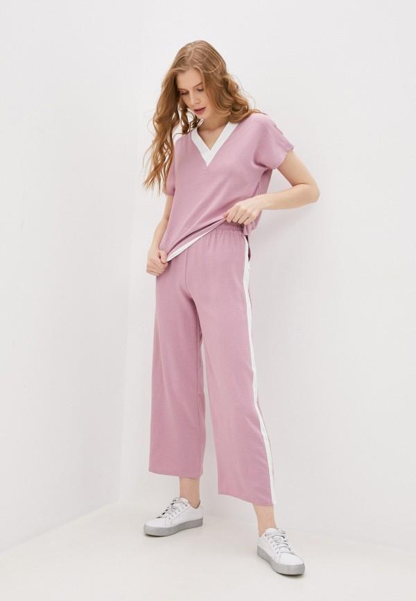 женский костюм pink frost, розовый