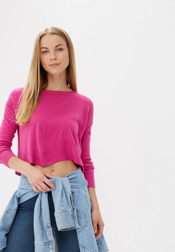 Фото - Джемпер Pink Woman Pink Woman PI026EWAMDH1 women handbags 2018 new fashion summer chain ladies hand bags cartoon girl printed female crossbody pink casual tote k059