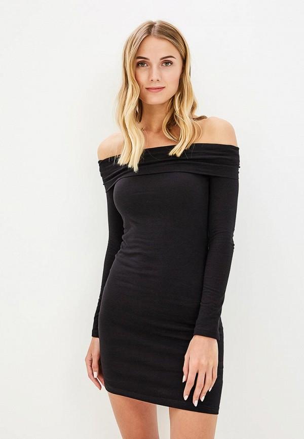 Купить Платье Pink Woman, pi026ewamep8, черный, Весна-лето 2018