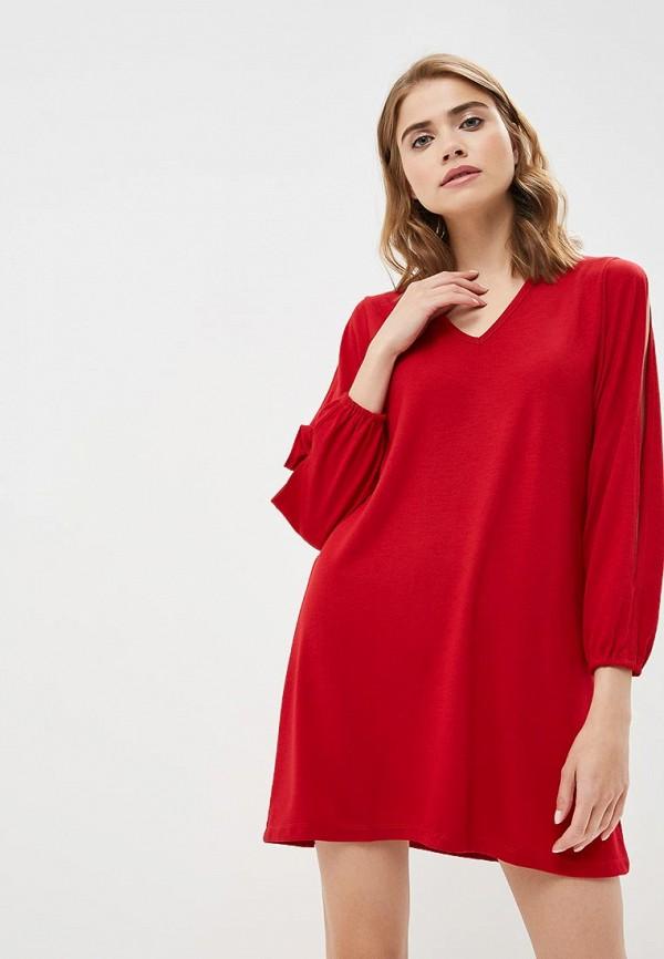 Купить Женское платье Pink Woman красного цвета