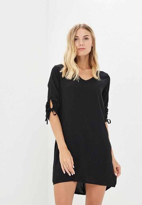 Купить Платье Pink Woman, pi026ewameq5, черный, Весна-лето 2018