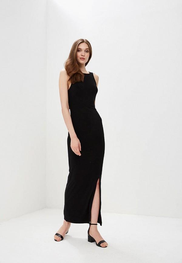 Купить Платье Pink Woman, PI026EWAMET3, черный, Весна-лето 2018
