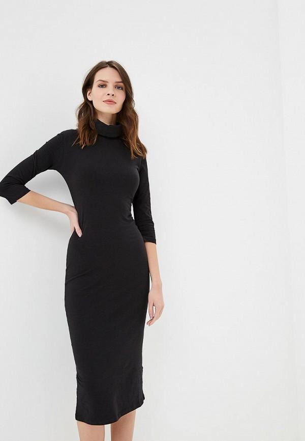 Купить Платье Pink Woman, pi026ewdcfq6, черный, Осень-зима 2018/2019